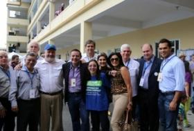 Miembros de OCPLA  y ODCA se desempeñaron como Observadores en las elecciones de Panamá